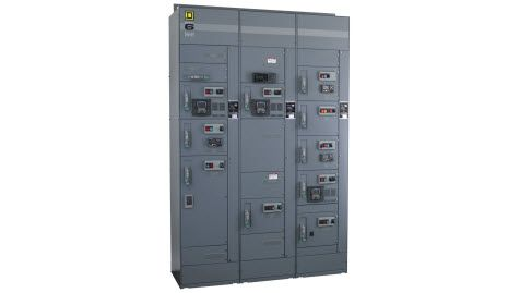 Low voltage motor control centers model 6 for Low voltage motor control