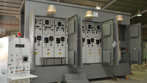 Out-Door Pad-Mounted Switchgear