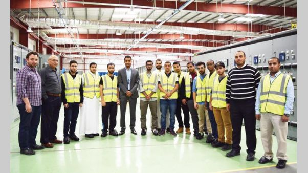 EEIC hosts students to boost public-private sector collaboration